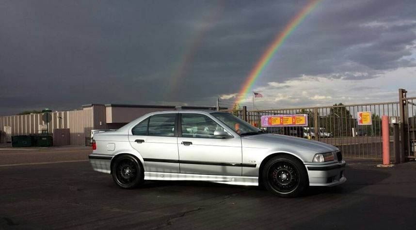 Main photo of Blair Gilpatrick's 1997 BMW M3