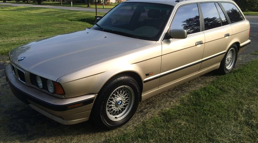 Main photo of Ed Stoner's 1995 BMW 5 Series