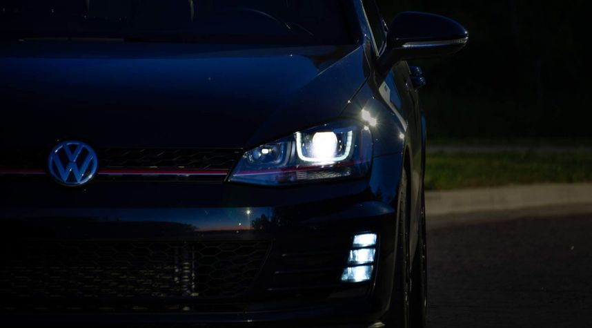 Main photo of Jason Walters's 2015 Volkswagen GTI