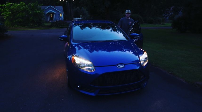 Main photo of Dustin Wilson's 2013 Ford Focus_ST