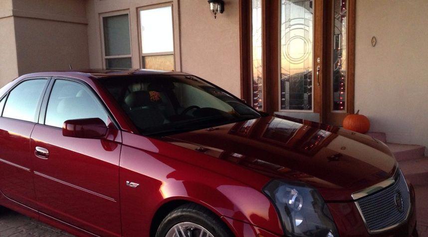 Main photo of Dean Zaffery's 2005 Cadillac CTS-V