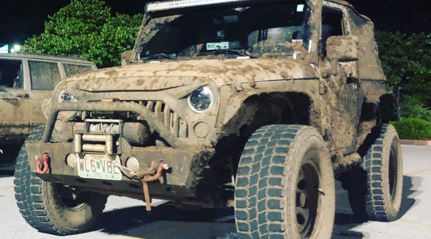 Main photo of Stephen  Robison 's 2010 Jeep Wrangler