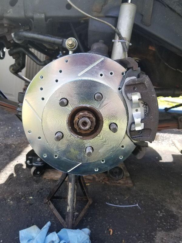 Ebc Yellowstuff Front Brake Pads Dp41022R