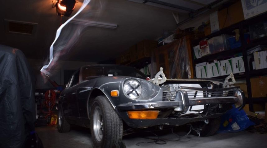 Main photo of Jon Hoffman's 1973 Datsun 240Z