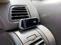 Image of the current product in a vehicle