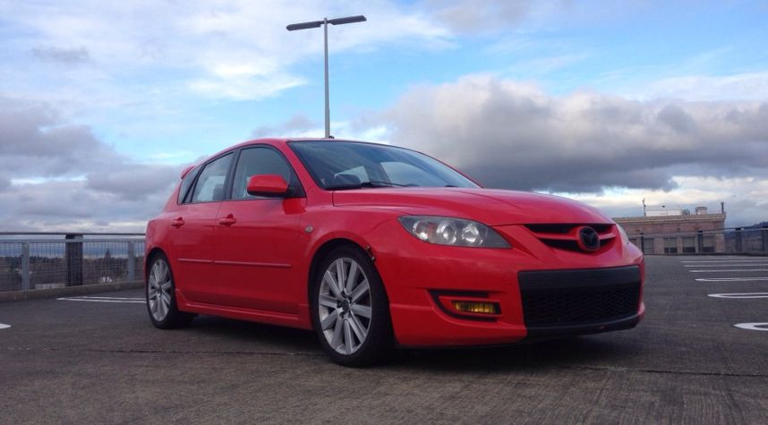 Main photo of Ben Van Veen's 2007 Mazda MAZDASPEED MAZDA3