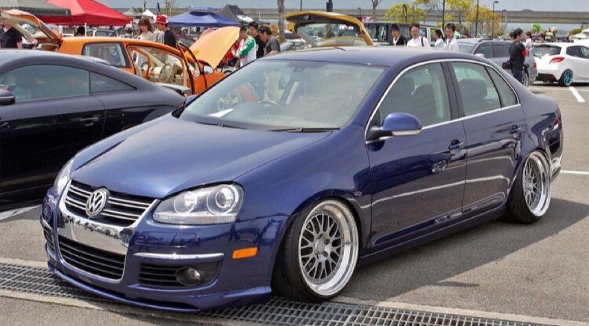Main photo of Stephen Estrada's 2010 Volkswagen Jetta