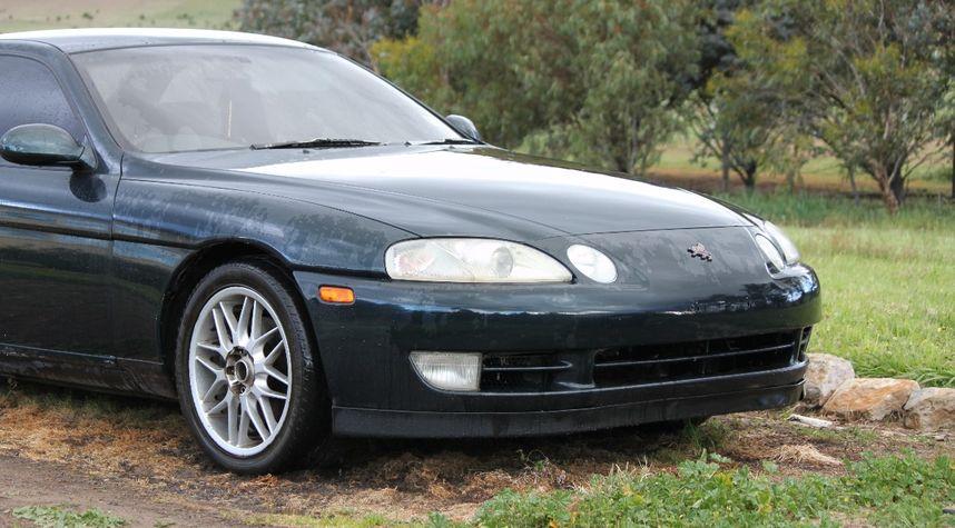 Main photo of Taylor Millhouse's 1991 Toyota Soarer