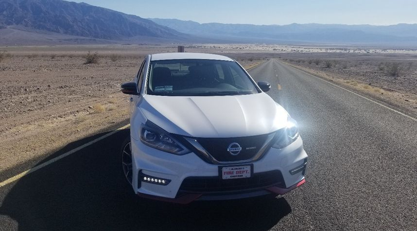 Main photo of Clayton Dunnaway's 2018 Nissan Sentra