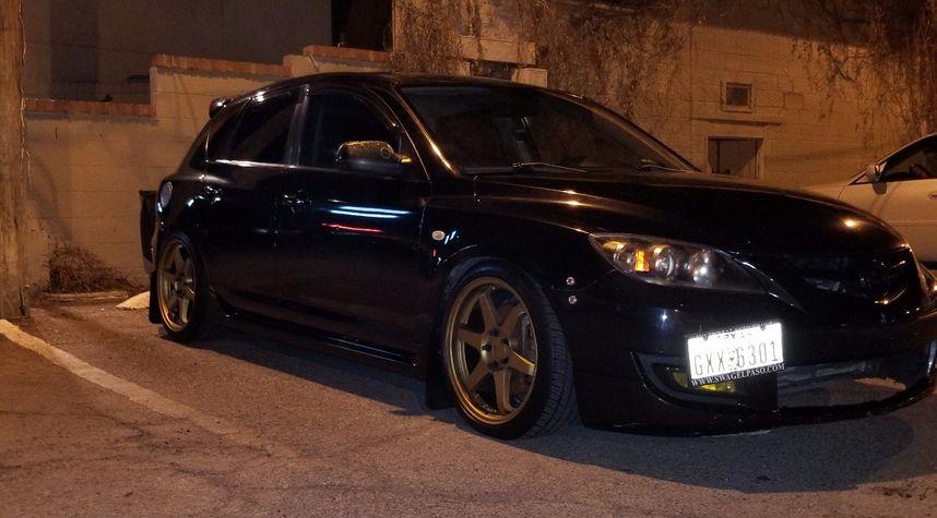 Main photo of Joel Lambert's 2008 Mazda MAZDASPEED MAZDA3
