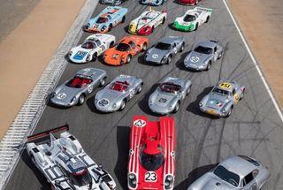 homepage tile photo for Porsche Rennsport Reunion V last weekend at Laguna Seca. A holy...