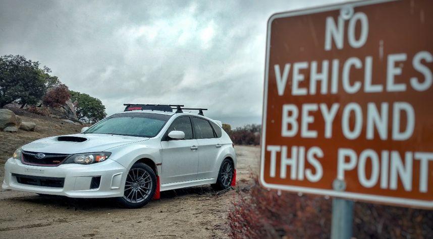 Main photo of Derek Pauro's 2011 Subaru Impreza