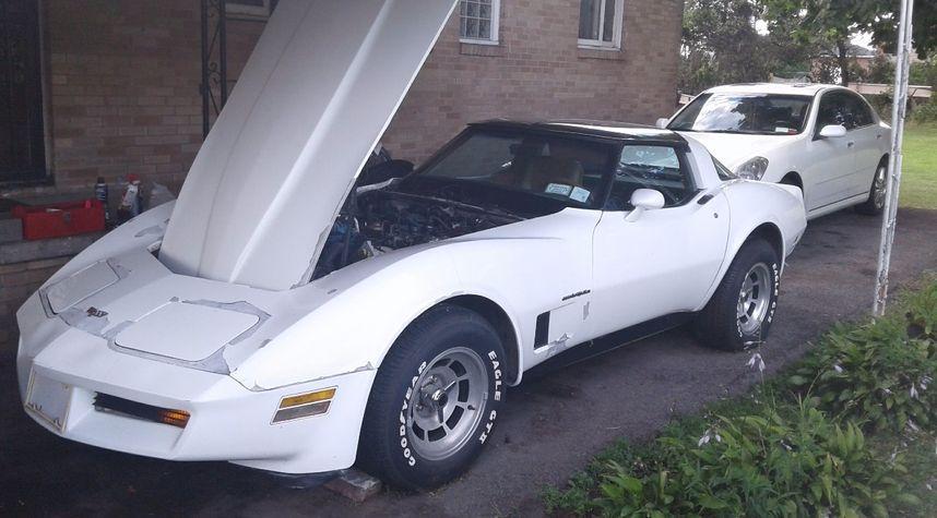 Main photo of Galen Powell's 1982 Chevrolet Corvette