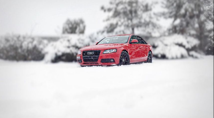 Main photo of David McWhite's 2009 Audi A4