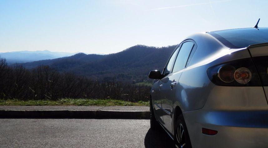 Main photo of Nate Dupont's 2007 Mazda MAZDA3