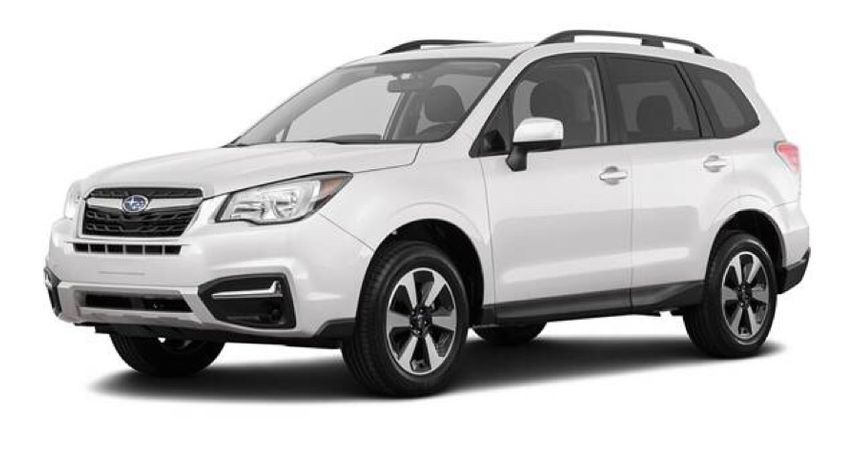 Main photo of Andrew Michael's 2017 Subaru Forester