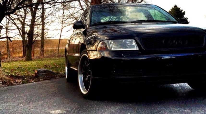 Main photo of Hunter Vinup's 1996 Audi A4