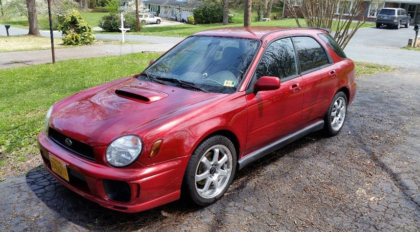 Main photo of Steve S's 2002 Subaru Impreza WRX