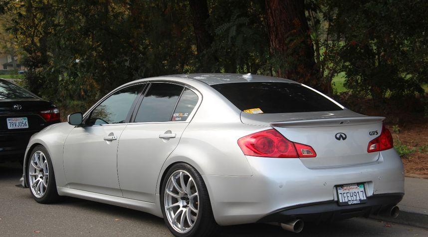 Main photo of Kenny Xie's 2011 Infiniti G Sedan