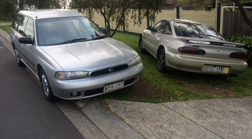Main photo of Jayden Brookes's 1996 Subaru Legacy