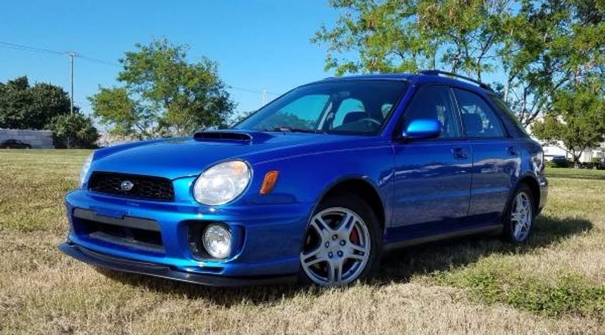 Main photo of Rob Melehan's 2003 Subaru Impreza