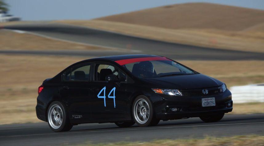 Main photo of Gabriel Ronquillo's 2012 Honda Civic