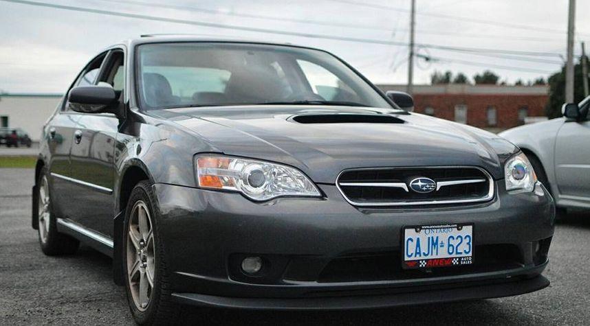 Main photo of Gannon Racki's 2007 Subaru Legacy