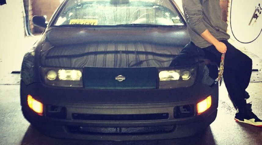 Main photo of Will Dynasty's 1995 Nissan 300ZX