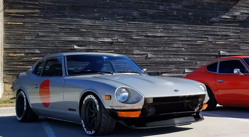 Main photo of Justin Novella's 1976 Datsun 280Z