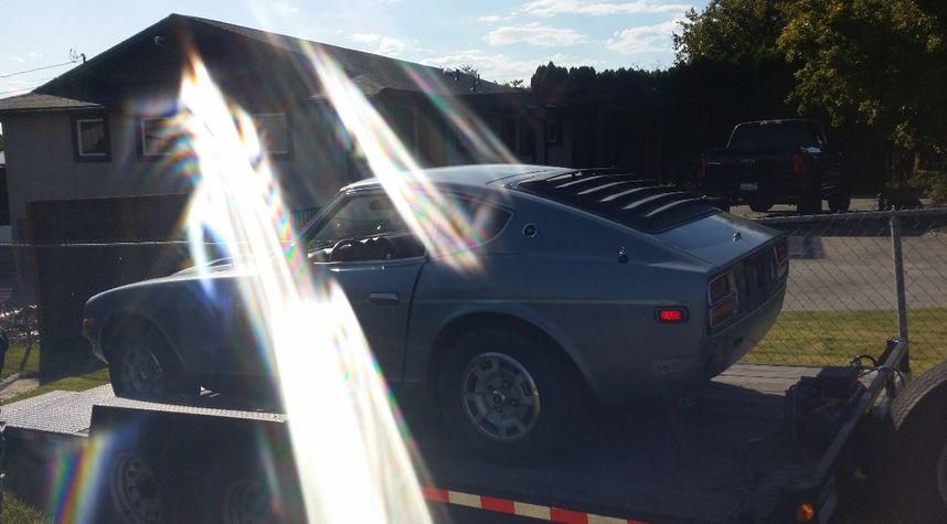 Main photo of Brandon Hahn's 1978 Datsun 280Z