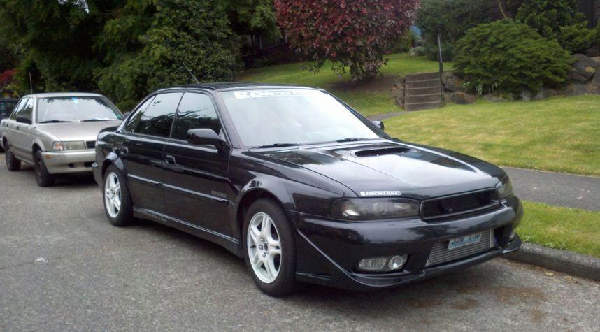 Main photo of Clinton-Dale Bevers's 1999 Subaru Legacy