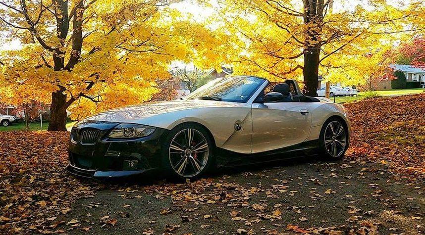 Main photo of CHRISTOPHER LEDFORD's 2003 BMW Z4