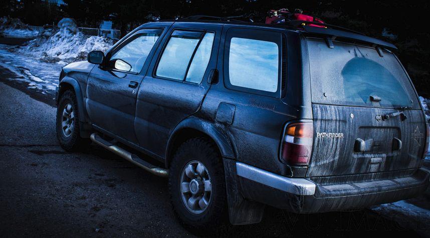 Main photo of Vu Nuyens's 1997 Nissan Pathfinder