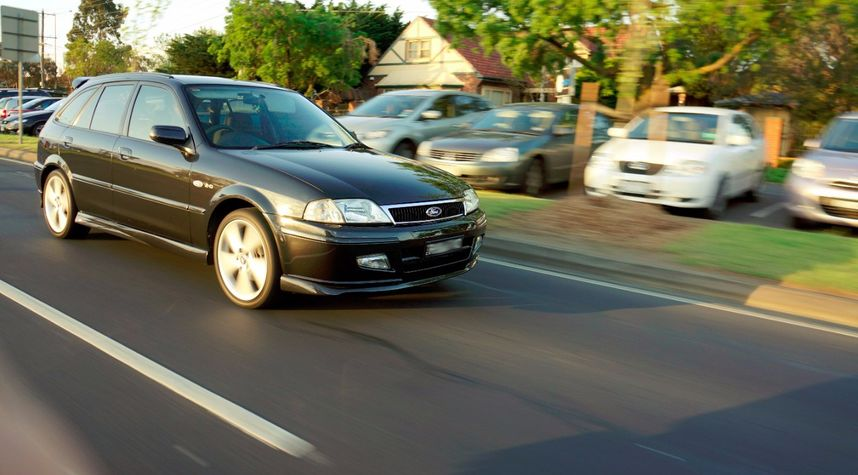 Main photo of Matthew Janineh's 2001 Ford Laser