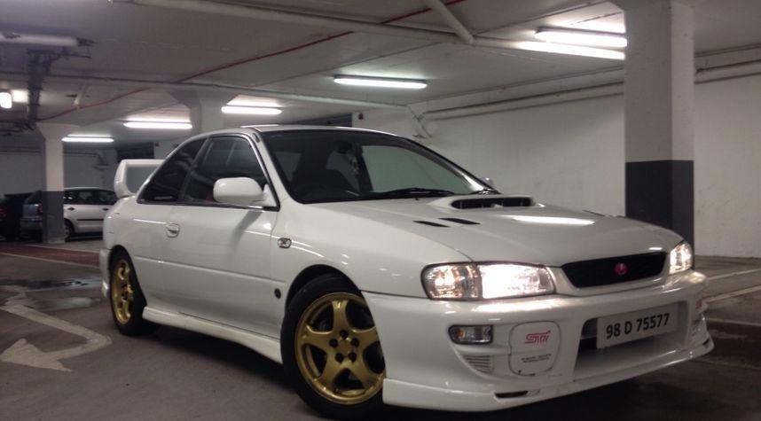 Main photo of Johnny Crowley's 1998 Subaru Impreza