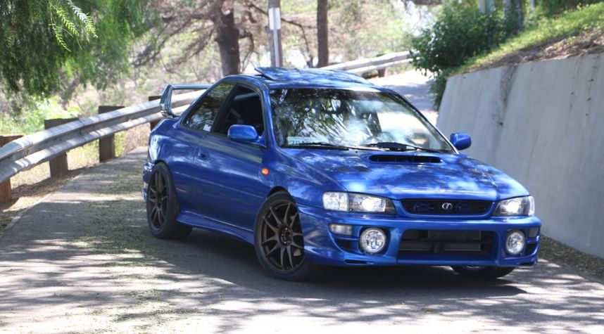 Main photo of Wyatt Funk's 2000 Subaru Impreza