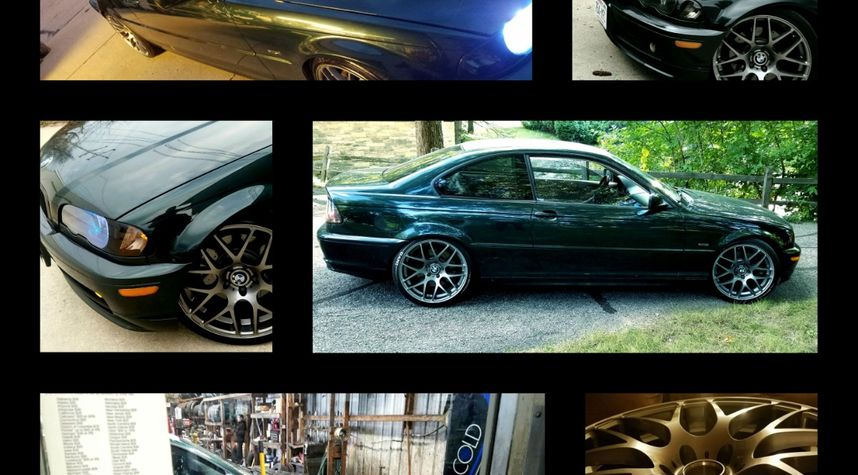 Main photo of Victor Fuentes's 2001 BMW 3 Series