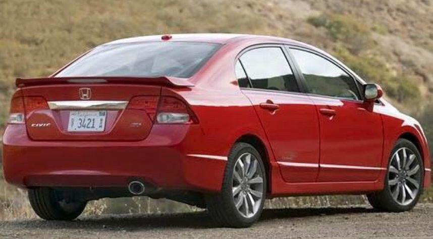 Main photo of Randy White's 2011 Honda Civic