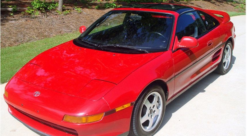 Main photo of Casey Foster's 1991 Toyota MR2