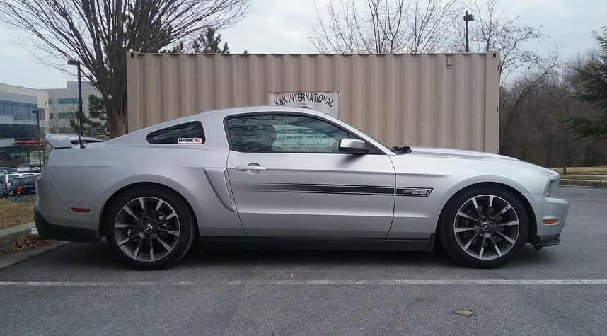 Main photo of Eddie Spriggs's 2012 Ford Mustang