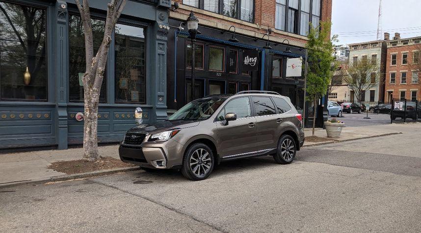Main photo of Christopher Hanson's 2018 Subaru Forester