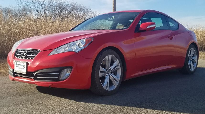 Main photo of Jackson Loomis's 2011 Hyundai Genesis Coupe