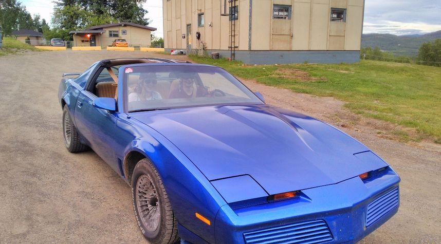 Main photo of Chris Eddy's 1982 Pontiac Firebird