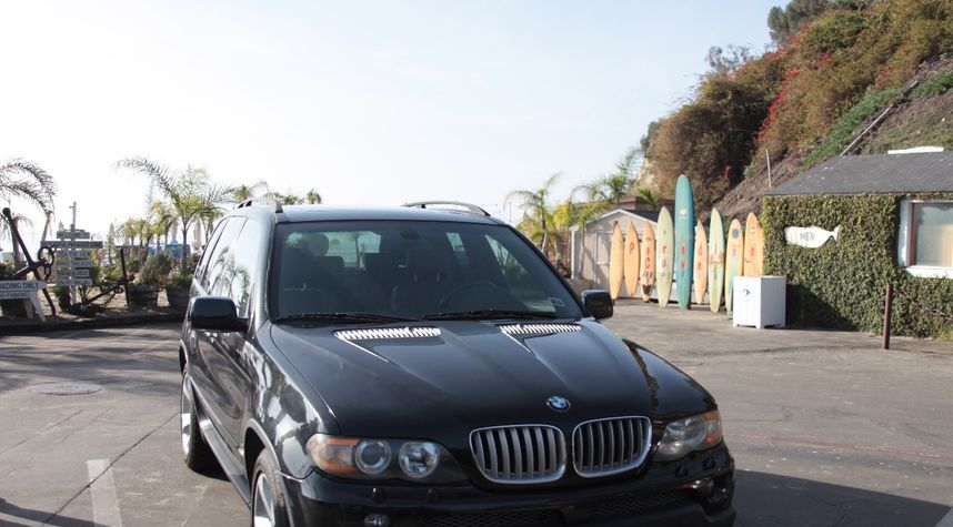 Main photo of Terence Anderson's 2006 BMW X5