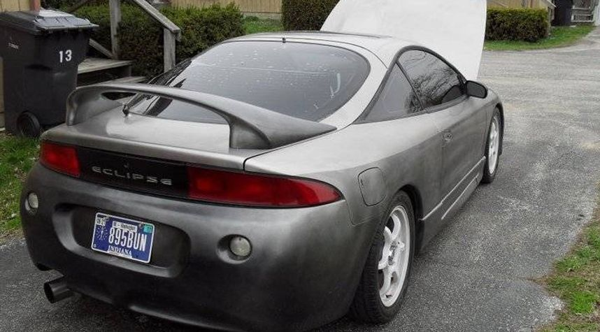 Main photo of Kevin Plain's 1998 Mitsubishi Eclipse