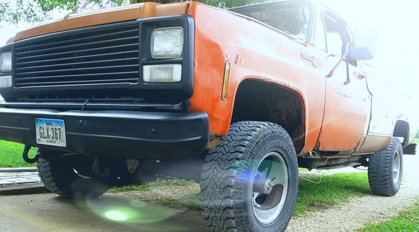 Main photo of Austin Rutledge's 1980 Chevrolet C10/K10
