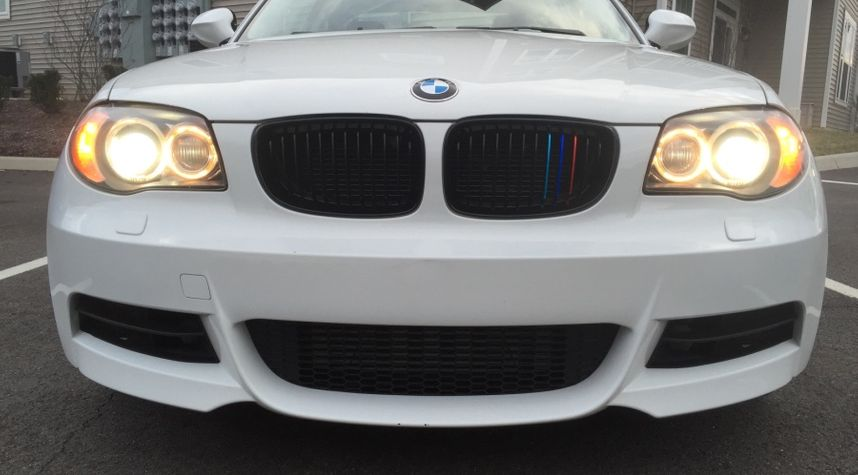 Main photo of Jay Fiedler's 2011 BMW 1_Series