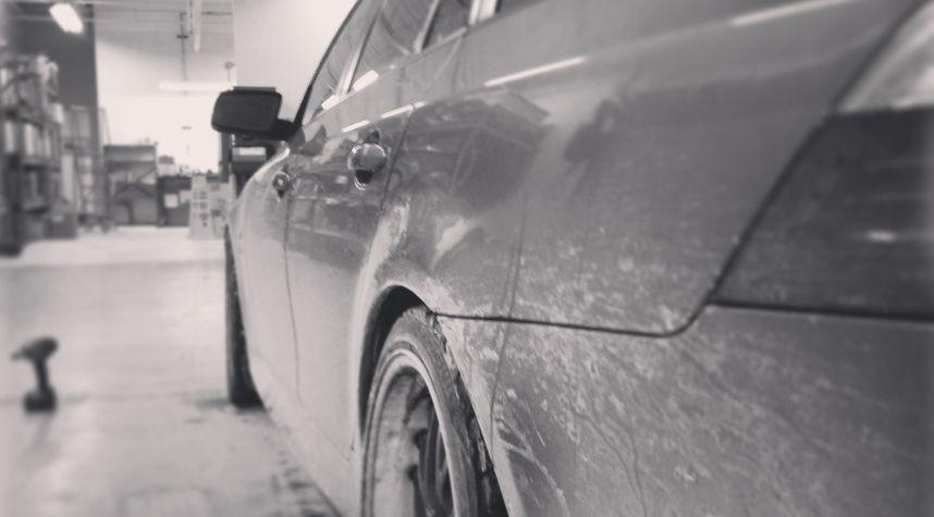 Main photo of Sig Jamison's 2009 BMW 535