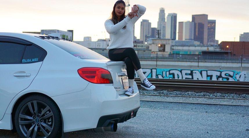 Main photo of Elisa  Banuelos's 2017 Subaru Impreza WRX