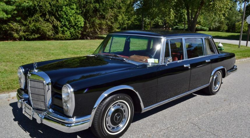 Main photo of Teddy Duane's 1966 Mercedes-Benz 600